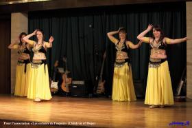 Les Danses du Nil